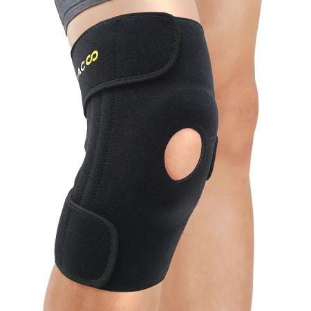 【美國Bracoo奔酷】可調式中階強固型膝蓋套筒(KB30) 免運