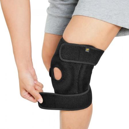【美國Bracoo奔酷】可調式復健支撐護膝套入門款(KP31) 免運