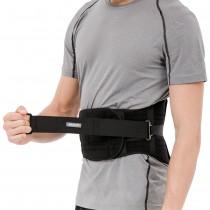 【美國Bracoo奔酷】腰部高階強固型護具 單手可調(BB30) 免運