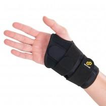 【美國Bracoo奔酷】強力支撐手托板護腕 會呼吸的專業護具(WB30) 免運